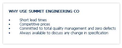 Summit engineering Why us